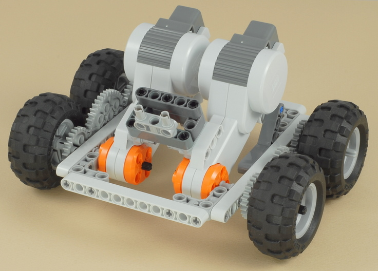 Nxt 4x4 Chassis