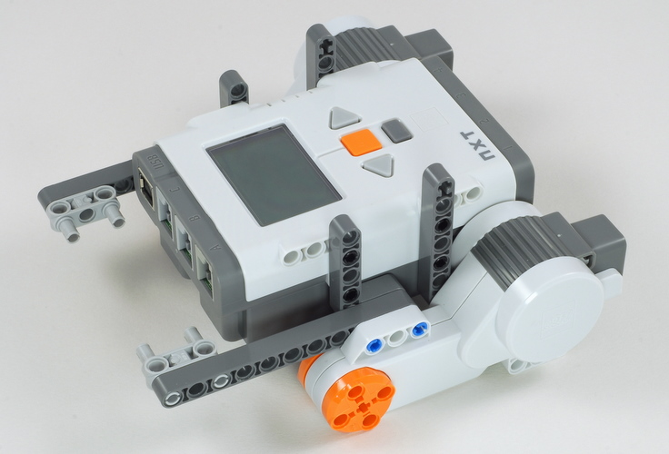 Lego Mindstorms 9797 Building Instructions