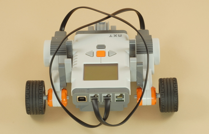 how to make a right turn in lego mindstorm
