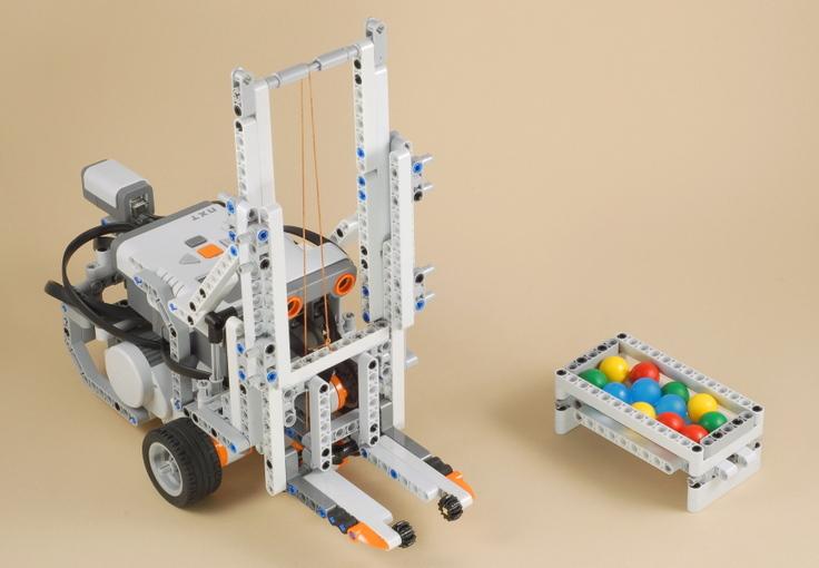 Nxt Forklift