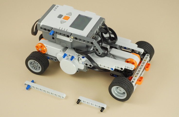 Lego Nxt Race Car Instructions