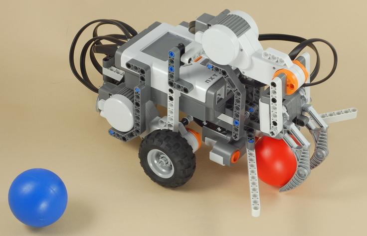 Lego Pre Challenge Build The Ball Hunter Schoolbiotech