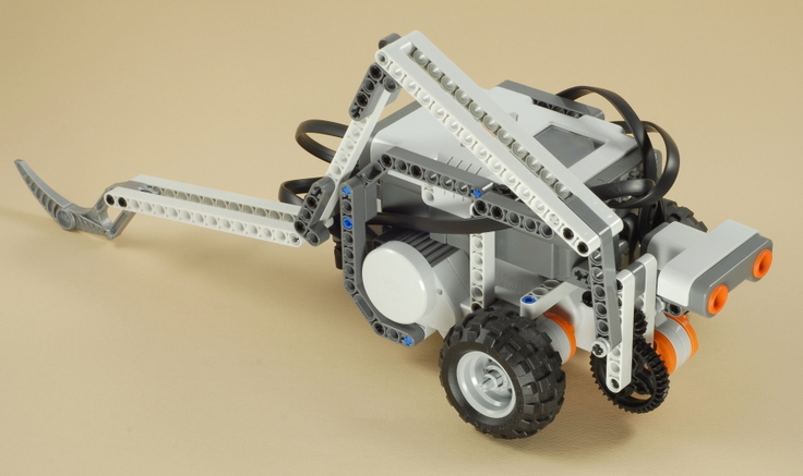 nxt mindstorms projects