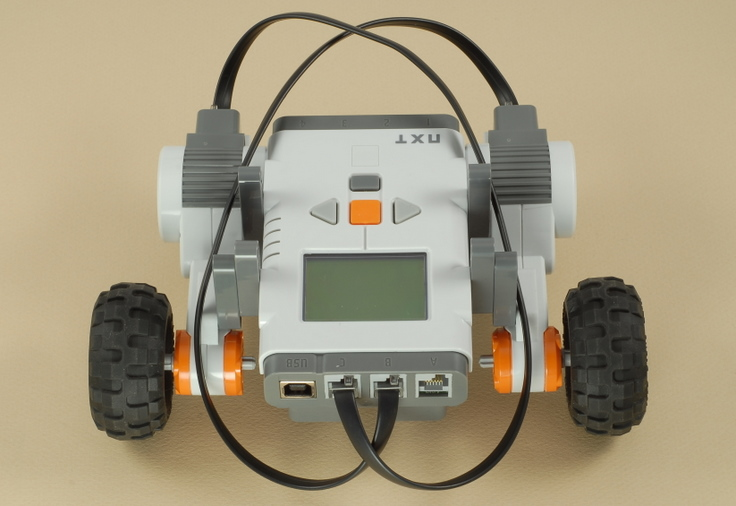 Building Instructions | The NXT STEP is EV3 - LEGO® MINDSTORMS® Blog