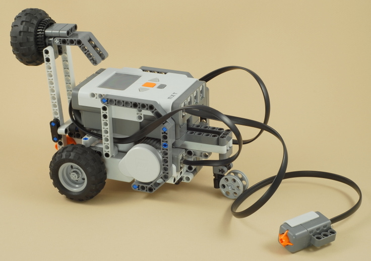Lego mindstorms building instructions robot arm