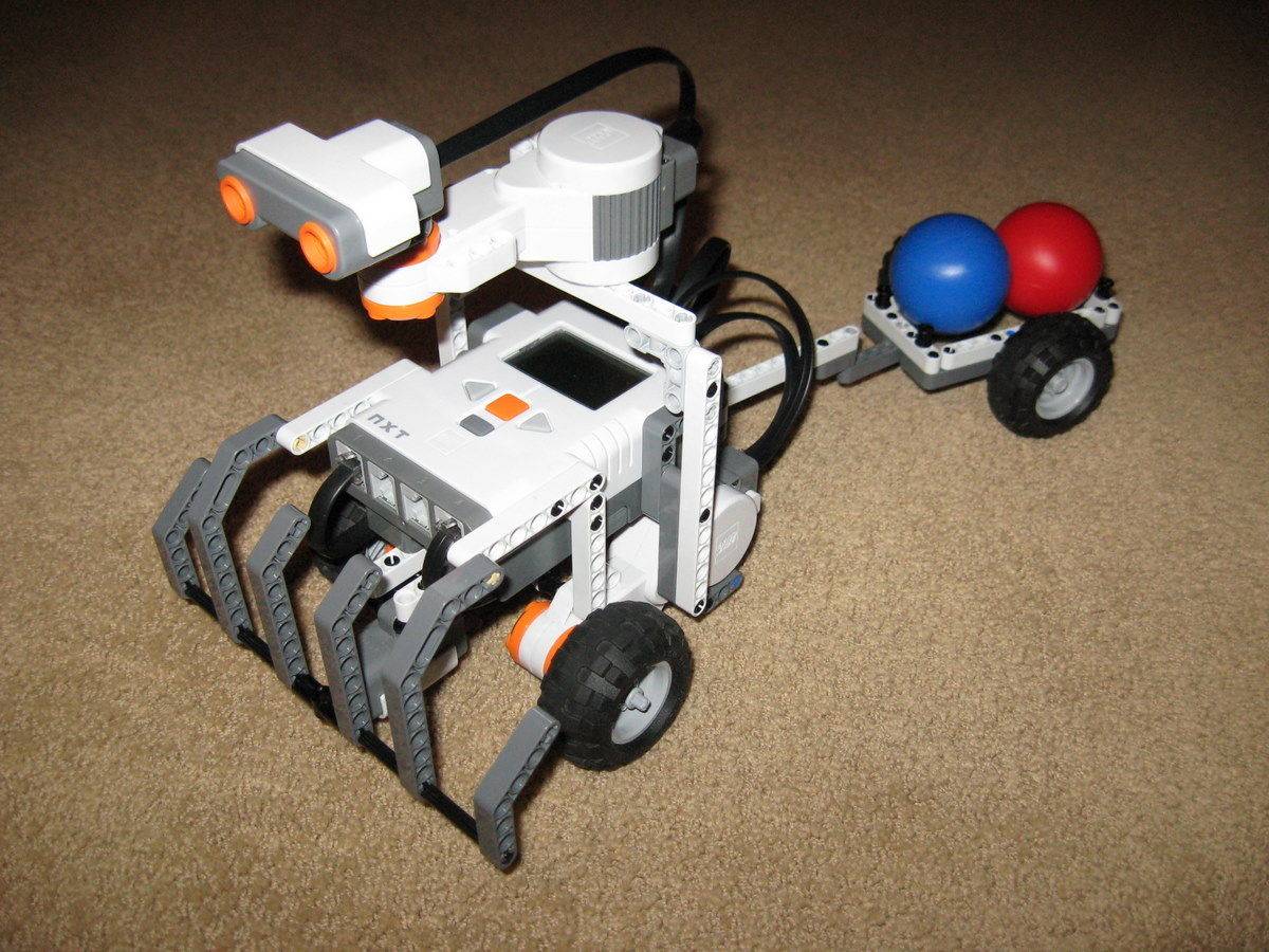 Camera Lego Mindstorm : The quick and easy fix for taking better pictures of legos