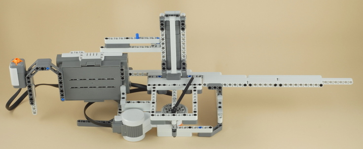 Lego Mindstorms Gun Building Instructions