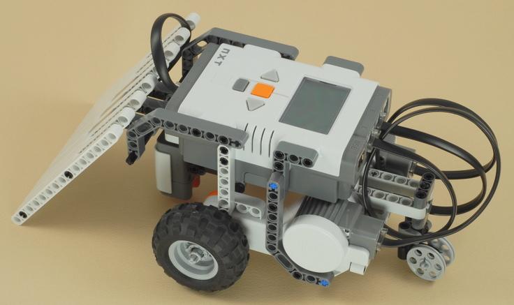 lego robot instructions designs