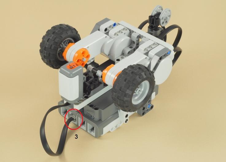 NXT Mini Sumo Bot