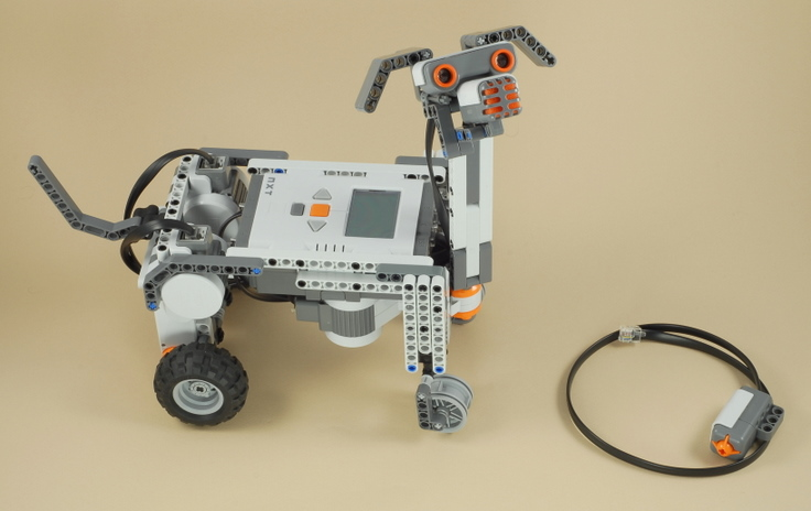 lego nxt projects Prototype pf/nxt-omnispider omnidirectional autonomous lego  find even  more project ideas on the official lego activities website.