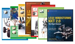 LEGO MINDSTORMS NXT Books